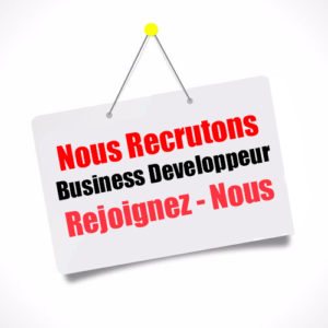 Recrutement business developpeur